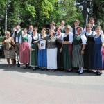 Leiblknöpf in Pavlovsk