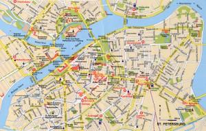 stadtplan st. petersburg genau